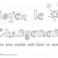 Rdv détente #7 : Coloriage citation