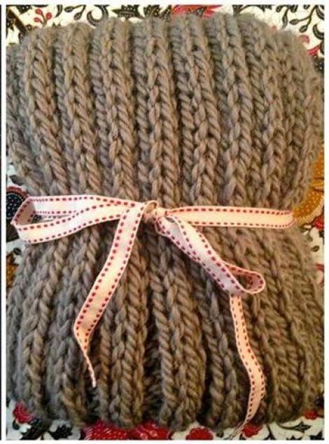 Témoignage tricot