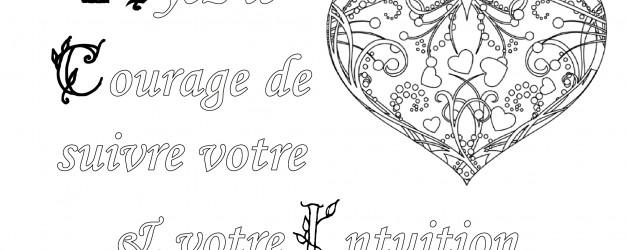 Rdv détente n°1 – citation coloriage