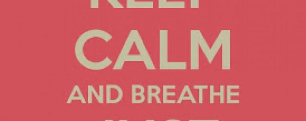 Rendez-vous détente n°3 – Et si on respirait?