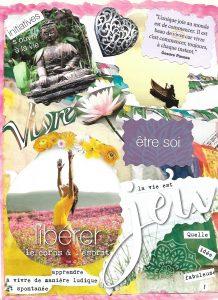 A la rencontre du du Journal Créatif @ Atelier Bertzela - Cambo