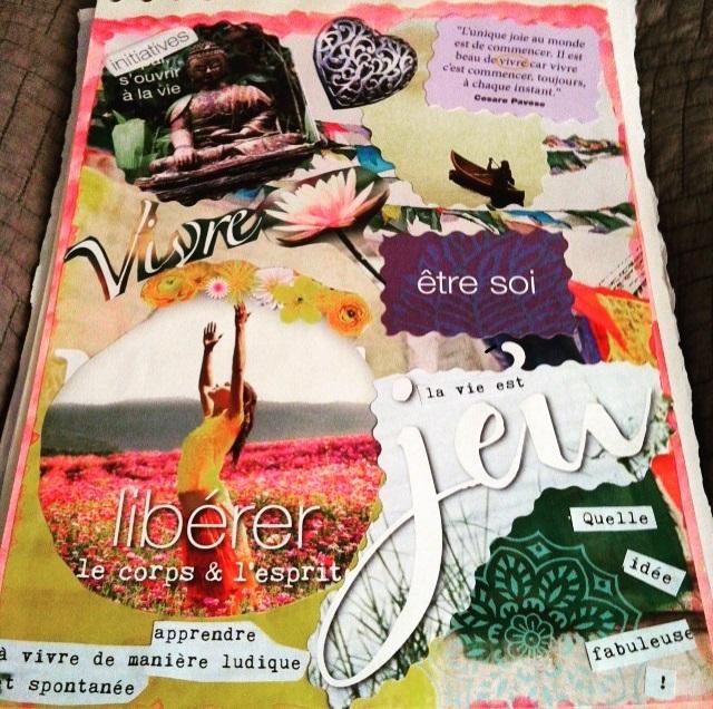 J'accueille l'été avec mon journal créatif @ Atelier Bertzela Cambo ou Arteis Bayonne