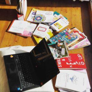 Mon journal créatif, compagnon de vie (cycle découverte) @ Arteis Bayonne
