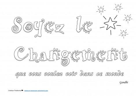 Rdv détente #7 : Coloriage citation