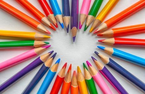 Offrez des couleurs et des coloriages
